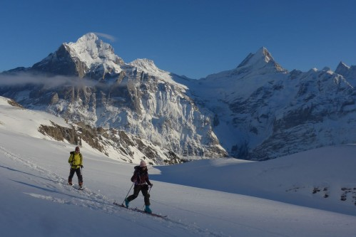 Quim and Charizze ski touring free ride Grindelwald.jpg